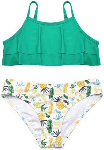 Girls two piece swimwear _image1