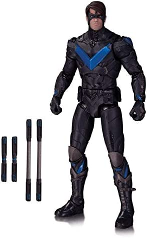 Commissioner Gordon Action Figure Dc Direct BATMAN Arkham Knight