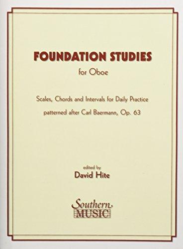 Foundation Studies: Oboe ()