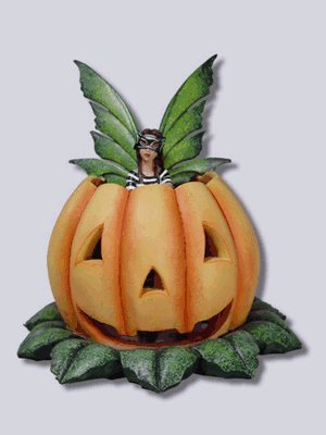 Amy Brown Signature Series Statue Trick or Treat AB016