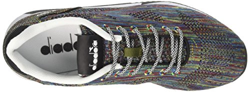 Nero V7000 Diadora Nero Uomo Weave Sneaker II Nero H8Xpq