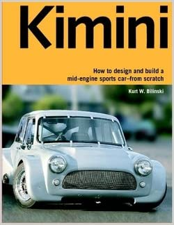 Build A Car From Scratch >> Kimini How To Design And Build A Mid Engine Sports Car