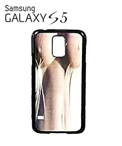 Wet Look T-Shirt Sexy Body Naked Cell Phone Case Samsung Galaxy S5 Black
