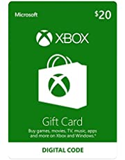 $20 Xbox Gift Card [Digital Code]