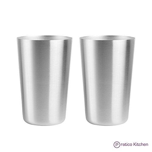 stainless steel drinkware - 1