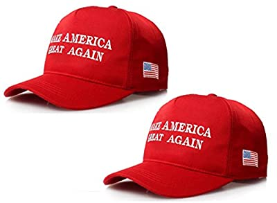 Make America Great Again- Donald Trump 2016 Campaign Cap Hat Adjustable Snapback Hat