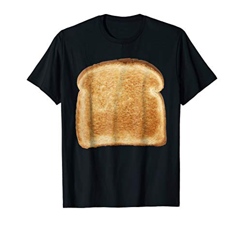 Bread & Toast T-Shirt Funny Halloween Costume Ideas -