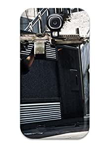 High Impact Dirt/shock Proof Case Cover For Galaxy S4 (battlefield 3 Mission 2)