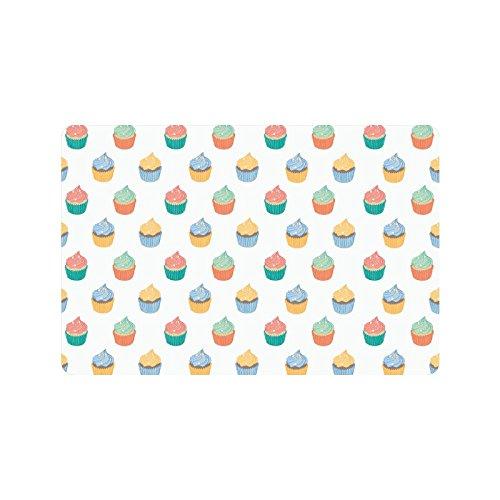 Custom Delicious Cupcake Doormat Entrance Mat Floor Mat - Icarly Cup