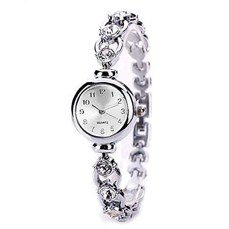 Amazon.com: Yaida💞💞LVPAI Vente chaude De Mode De Luxe Femmes Montres Femmes Bracelet Montre Watch (Gold): Clothing