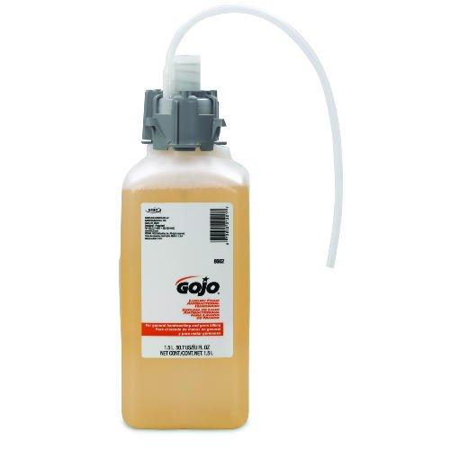 Gojo CX Luxury Antibacterial Foam Handwash, 1500 Milliliter Refill - 2 per case.
