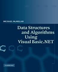 Including a tutorial on how to use data structures and algorithms and a reference for implementation using VB.NET and the .NET Framework Class Library, this is the first Visual Basic.NET book to provide a comprehensive discussion of the major...