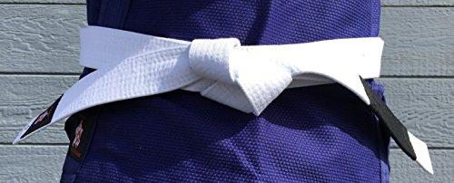 Your Jiu Jitsu Gear Brazilian Jiu Jitsu Kids White Belt M2 with Patch On ()