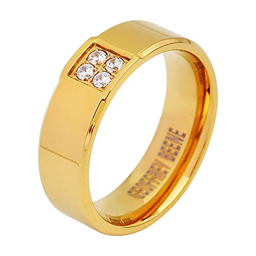 Which are the best chain link ring men wedding tungsten available in 2020?