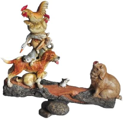 Top Collection Enchanted Story Fairy Garden Piggy Wins Outdoor Statue