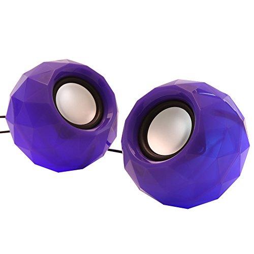 Fosa Breathing Light Speaker Loudspeaker Box Voice Sound Box