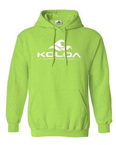 Koloa Surf Wave Logo Hoodies