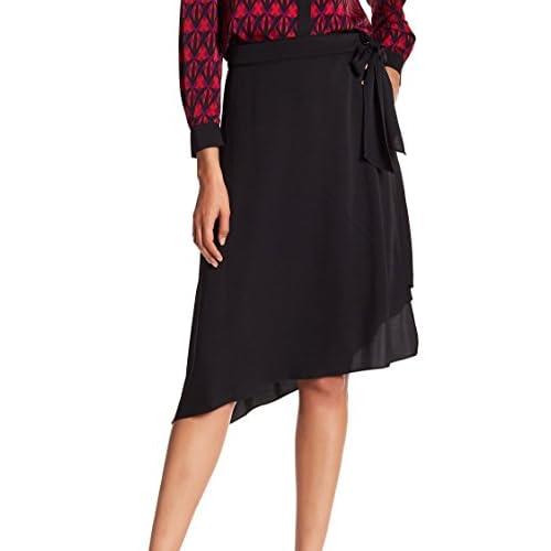 Diane von Furstenberg Women's Brenndah Side-Tie Skirt