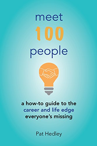 Amazon meet 100 people a how to guide to the career and life meet 100 people a how to guide to the career and life edge everyones fandeluxe Image collections