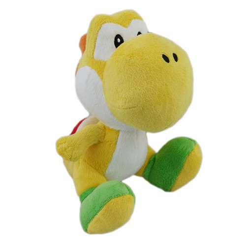 Little Buddy Toys Nintendo Official Super Mario Yoshi Plush,