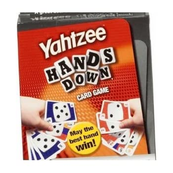 how to play yahtzee hands down card game