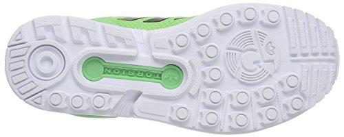 Noir Vert Zx Homme Adidas Baskets Blanc Pour Flux q1Ow1YZxp