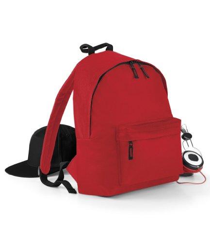 BagBase - Bolso mochila  para mujer amarillo