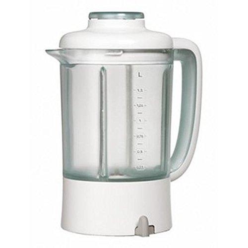 Bol-Batidora de vaso para robot de cocina moulinex dpa241: Amazon ...