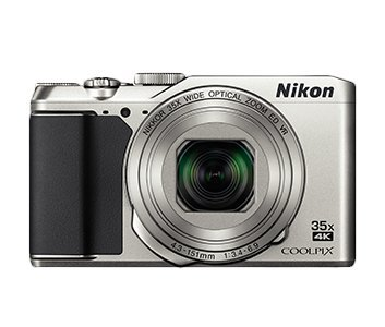 Nikon A900 Digital Camera (Silver) Point & Shoot Digital Cameras at amazon