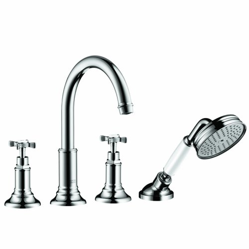 Axor Montreux Single Hole 2 Handle Bathroom Faucet