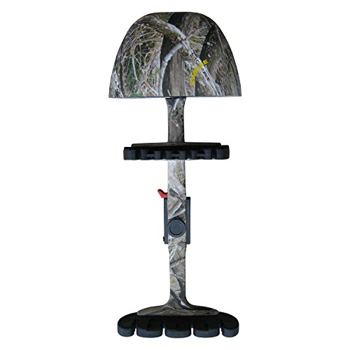 Kwikee Kwiver Combo 4 Arrow Bow Quiver for Archery and Hunting - Quick Detach, Lightweight, Quiet Shooting with, Mathews Lost Camo AT