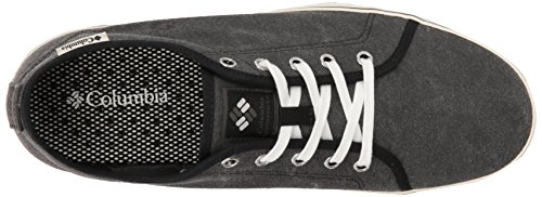 Columbia Men's Vulc N Vent Shore Lace Athletic Sandal Black, Sea Salt