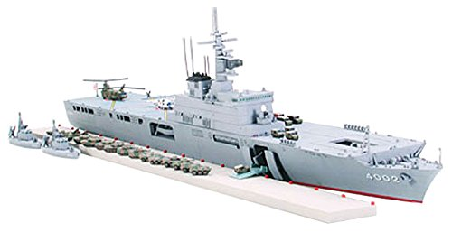 Tamiya 31006 Model Kit Scale 1/700 Plastic The Ship of Landing Attack Ship Aomori of The Japanese Navy 1 700 Scale Model Ships