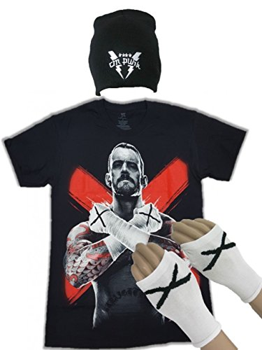 Buy dress up cm punk - 2
