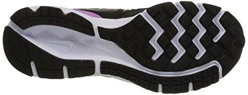 Lea Negro Downshifter Morado Nike 6 Mujer Wmns qStFnvwX