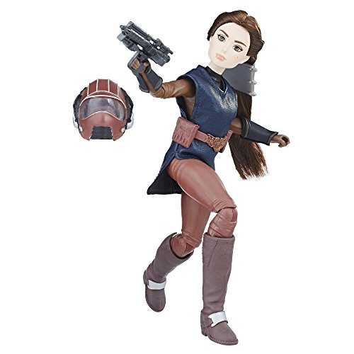 Star Wars Forces of Destiny Padme Amidala Adventure Figure ()