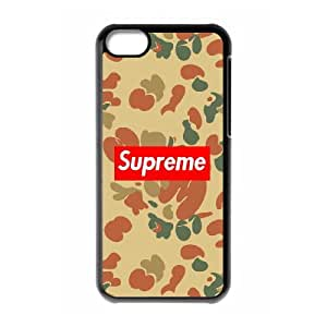 supreme DIY phone Case case For iPhone 5C QQQW83213