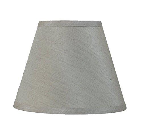 Urbanest Coolie Hardback Lampshade, Faux Silk, 5x9x7