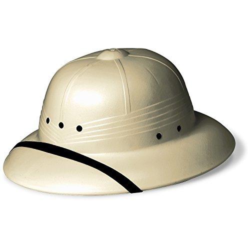 High Density Polyethylene Pith Helmet -