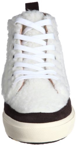 Sneakers - 2209-bearsueu Off White-Dk Choc