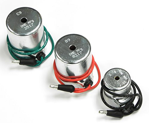 MEYER Snow Plow Coil SET: A12 15392; B9 15382; C9 15430; Brand New Aftermarket by DME Manufacturing