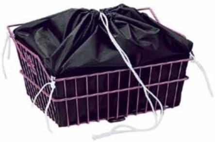 UNIX Korbeinlage Einlage für Korb Soft schwarz 40x30x17cm