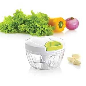 Verduras Rallador Picadora Cebolla ensalada dicer Veggie eléctrica ...