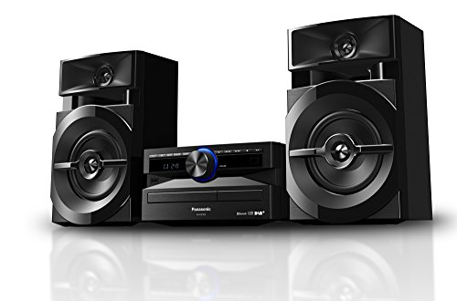Panasonic SC-UX100 CD & USB Wireless Bluetooth 300W Mini Hi-