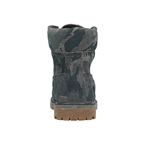 Gris Suede para Timberland Mujer Botin Premium 4wXFz4RxqY