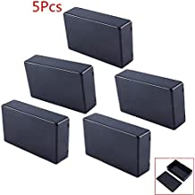 Yosoo 5 Pcs 100x60x25mm Plastic Cover Project Electronic Enclosure Instrument Case DIY Power Junction Box