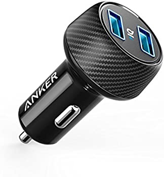 Anker PowerDrive 2 Elite 24W Dual Port Car Charger