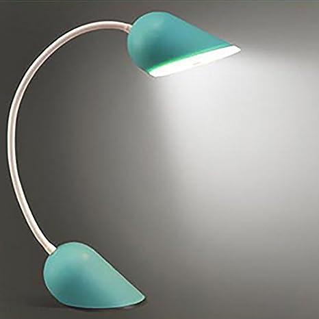 Zehui LED HeartShaped Neck Flexible EyeProtecting Bedside Table