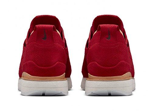 Nike Menns Air Max En Kongelig Rød / Beige / Hvit