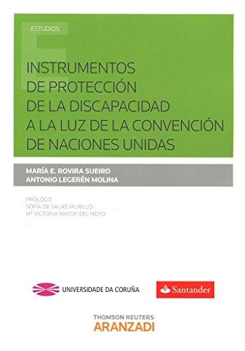 Descargar Libro Instrumentos De Protección De La Discapacidad A La Luz De La Convención De Nacio María E. Rovira Sueiro